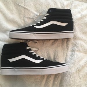 Women's Vans Hi -Tops